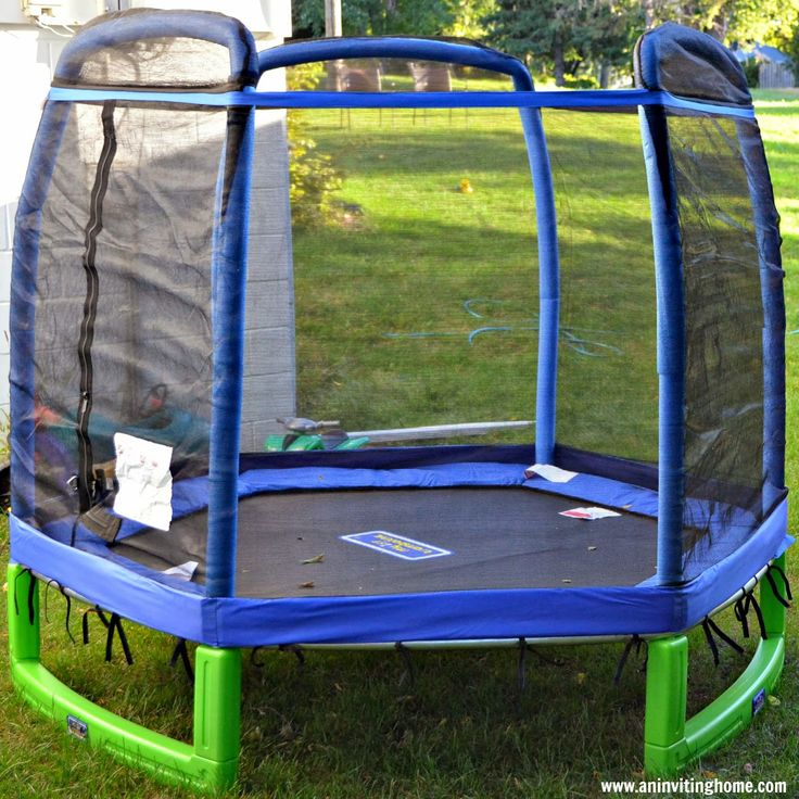 Amazing my first trampoline An Inviting Home My First Trampoline Review LOVE It