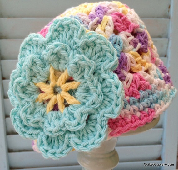 Riley Crochet Baby Hat Pattern : 203 best images about Quilted Cupcake on Pinterest Neon ...