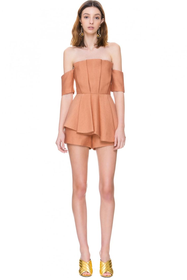 C/MEO COLLECTIVE NEED NOBODY PLAYSUIT