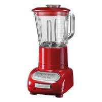 KitchenAid Artisan Empire Red Blender With Culinary Jar #kitchenaid #artisan #blender #juicing #smoothies #cleaneating #healthy