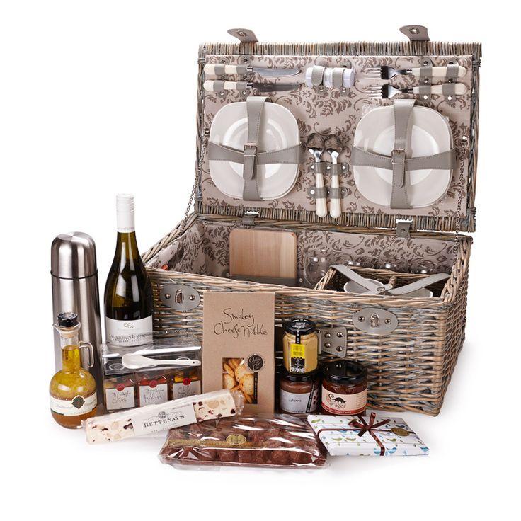 Gourmet Traveller - Picnic Basket