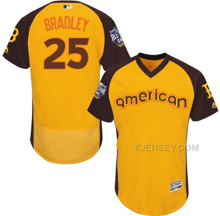 http://www.xjersey.com/american-league-red-sox-25-jackie-bradley-jr-gold-2016-allstar-game-flexbase-jersey.html AMERICAN LEAGUE RED SOX 25 JACKIE BRADLEY JR. GOLD 2016 ALL-STAR GAME FLEXBASE JERSEY Only $43.00 , Free Shipping!
