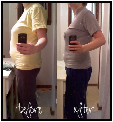 Jillian Michaels 30 day shred before and after weight loss. I have that video..I should do it huh