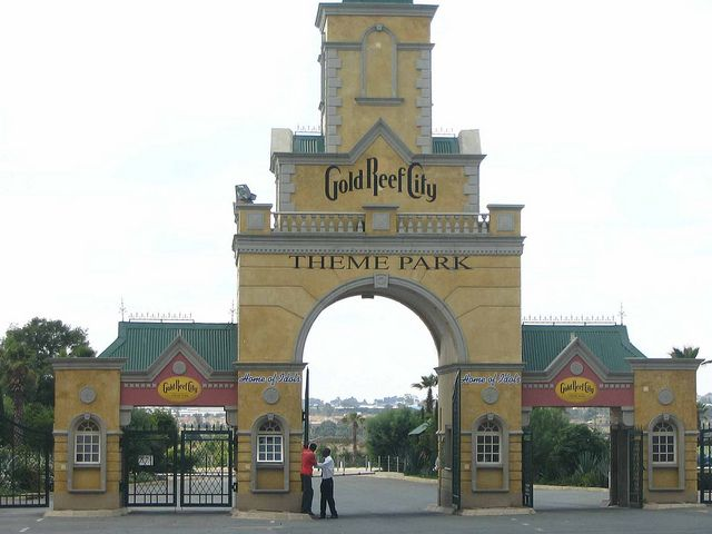 Gold Reef City - Johannesburg  #ThingsToDoJoburg #Joburg #ThingsToDo