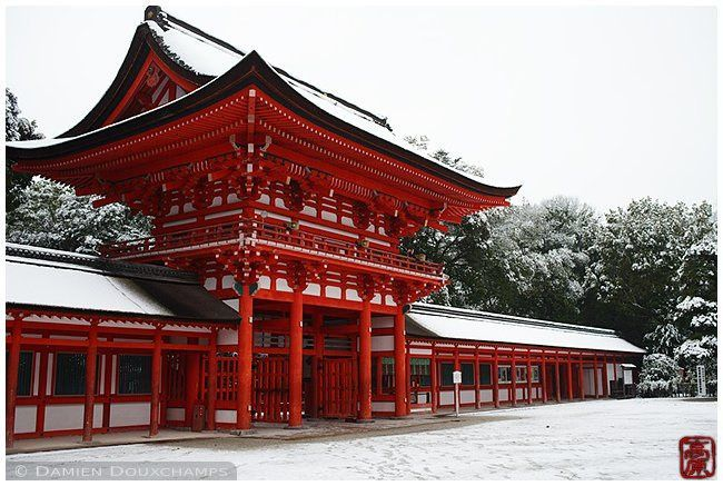 https://flic.kr/p/KE3vzN | Shimogamo shrine in winter (Kyoto, Japan) | More…