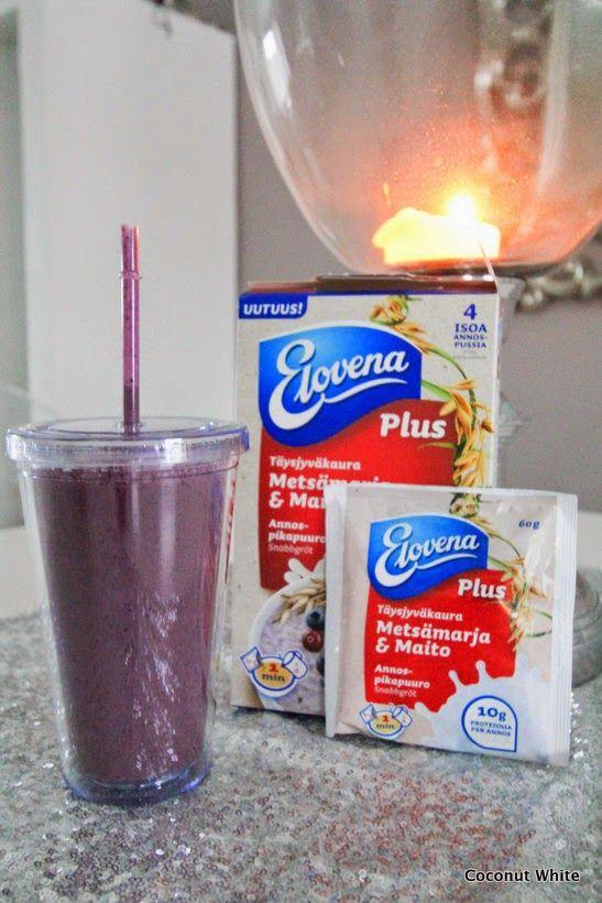 Coconut White: Seitsemän reseptiä onneen - kaurahiutaleiden ystäv...