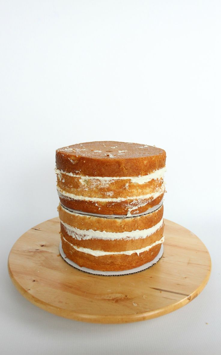 I think tall cakes are kind of majestic. Like, who wants a short stubby cake anyways? So here ya go. This is how I do my double barrel cakes, which is a fancy word for a cake that is double in height. I start with filling and stacking 3 layers of an 8″ cake. Normally I...Read More »