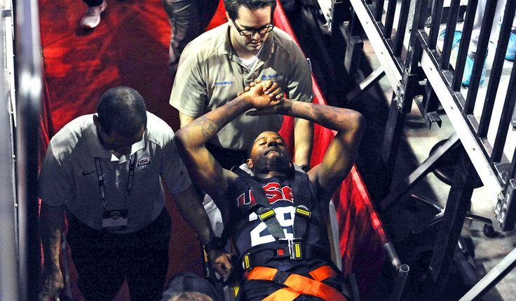 Paul George recovering after surgery on his fractured right leg