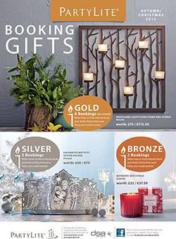 Exclusive Booking Gifts