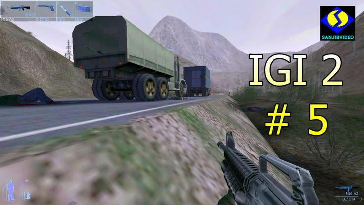 IGI2 #5 of 19 -Ambush - Covert Strike - Mission