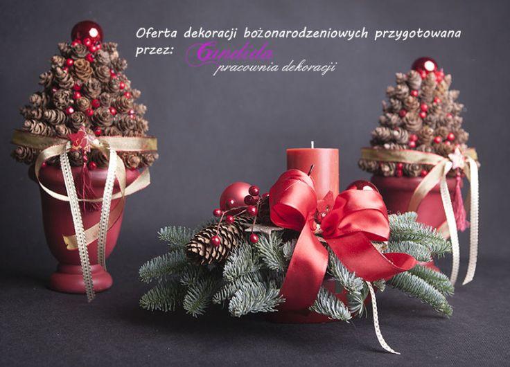 Oferta bożonarodzeniowa – Święta Bożego Narodzenia są coraz bliżej. Czy nie mają Państwo wrażenia, że zawsze przychodzą szybciej, niż się spodziewamy? Tego roku nie dajcie się Państwo zaskoczyć, już teraz warto pomyśleć o dekoracjach świątecznych, które ozdobią biuro, dom, mogą też być wspaniałym... #candidapracowniadekoracji #choinki #dekoracjebożonarodzeniowe #dekoracjeświąteczne