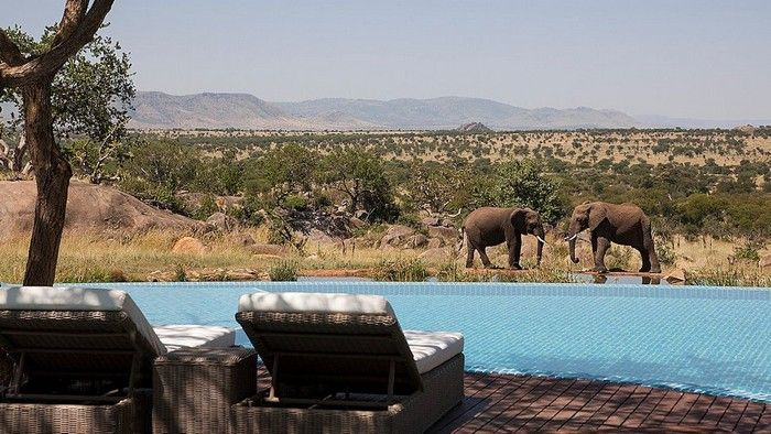 Best hotels around the world – Four Seasons Safari Lodge Serengeti | Hotel Interior Designs