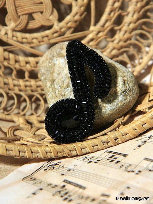 Музыка! / одежда с логотипом скрипичный ключ