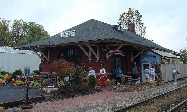 The Depot Restaurant Leroy Ny