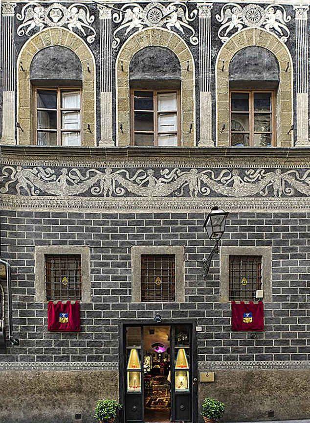 Palazzo storico Firenze