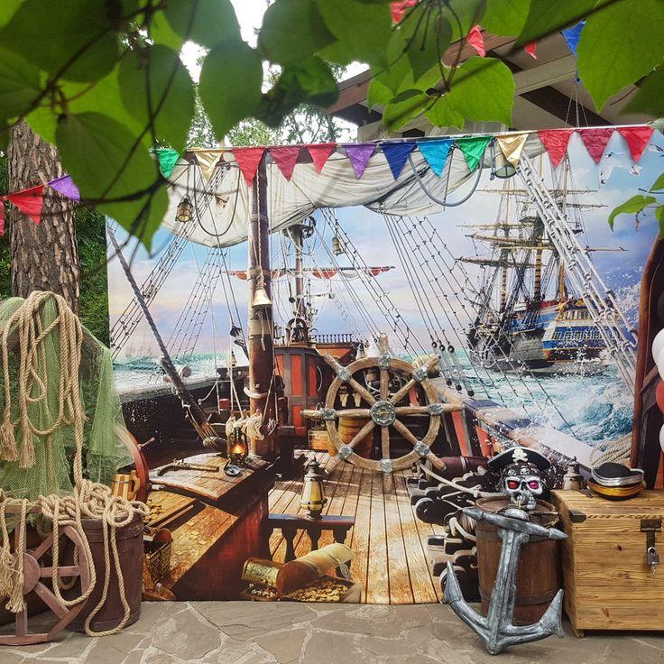 Пиратская #фотозона для именинницы Варечки. Именинницу ждет увлекательный #пиратскийквест , веселые #пираты а так же настоящий #контактныйзоопарк с обезьянами и попугаем . www.kids-prazdnik.com.ua #детскийденьрождения #детскийпраздник #детскаяпрограмма #детскаяанимация #Квест #пиратскаяфотозона