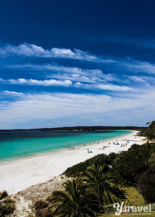 Hyams Beach, Australia - Our Australian road trip begins. Follow on the blog!