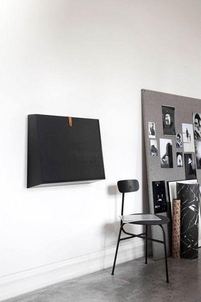 Menu Wall Hung Desk