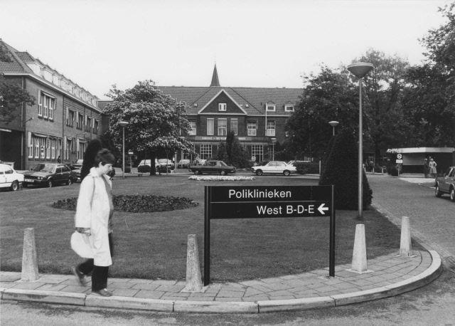 Nijmegen Canisius Wilhelmina Ziekenhuis