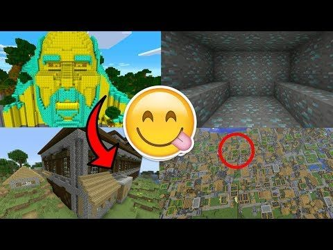 Minecraft - Top 5 Best Seeds to Ever Exist! (PS3/4, Xbox, Wii U, Switch, PE, Java, 3DS, VITA) - YouTube