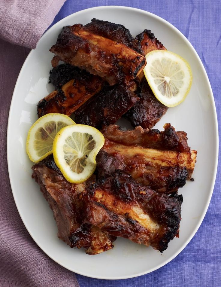 Ryan's Glazed Beef Spare Ribs | Recipe | Joy of Kosher with Jamie Geller