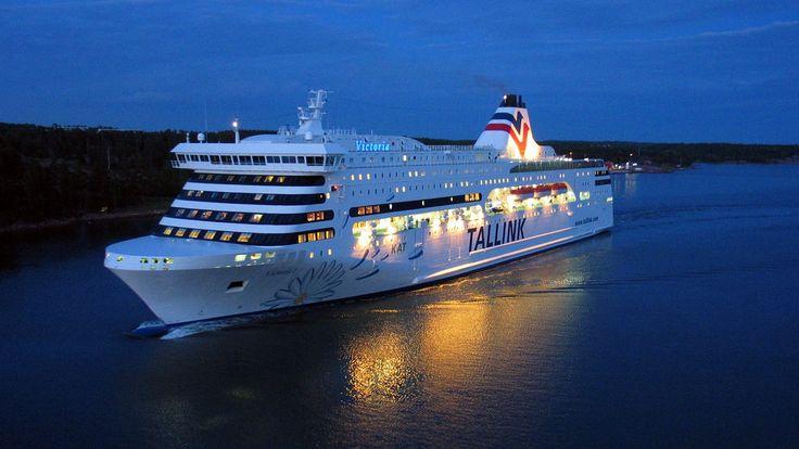 M/S Victoria I (Tallink Silja) 2004