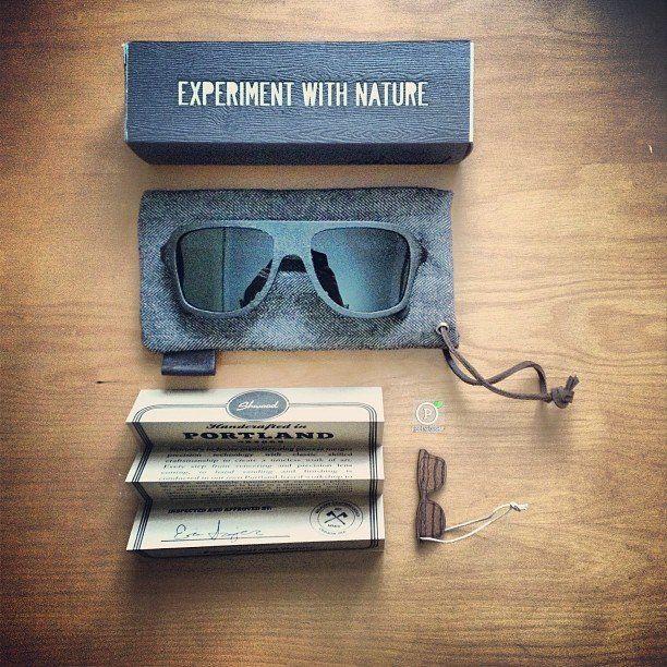 Ashland Wood Sunglasses by Shwood