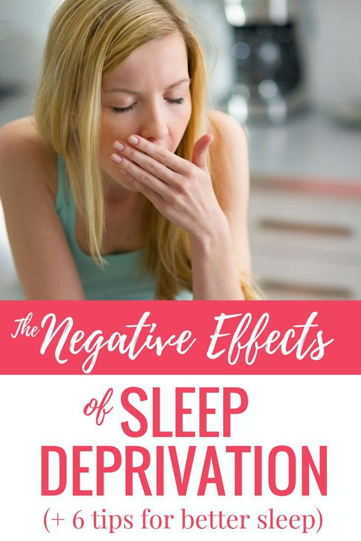 the negative effects of sleep deprivation on ones health Effects of sleep loss on children sleep deprivation may be undermining teen health, american psychological association fatigue is thought to cause about one in six road accidents - make sure you get enough sleep sleep deprivation.