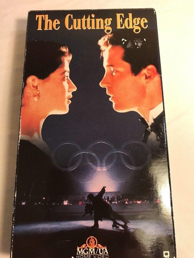 The Cutting Edge VHS DB Sweeney Moira Kelly