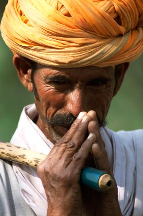 villager #travelphotographyIndia