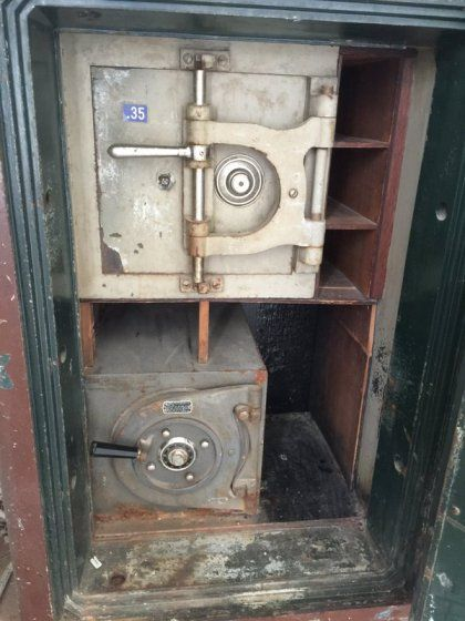 Safe In Historic Dallas Theatre To Be Unsealed After Decades