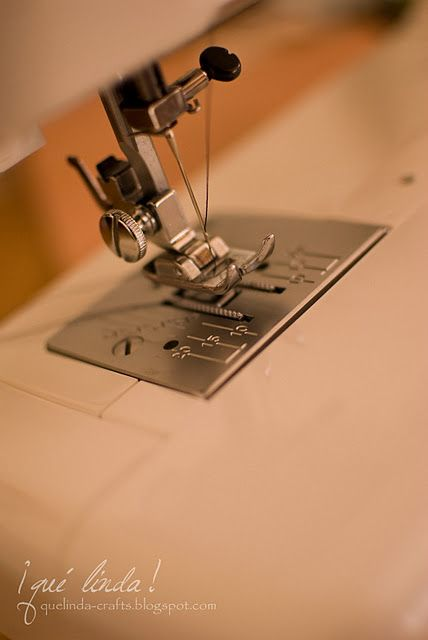 Sewing tips, tension and stitch length