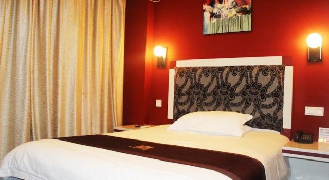 Good Dream Business Hotel (Xuhui) - 3 Sterne #Hotel - CHF 26 - #Hotels #China #Shanghai #Xuhui http://www.justigo.ch/hotels/china/shanghai/xuhui/good-dream-xuhui_229405.html
