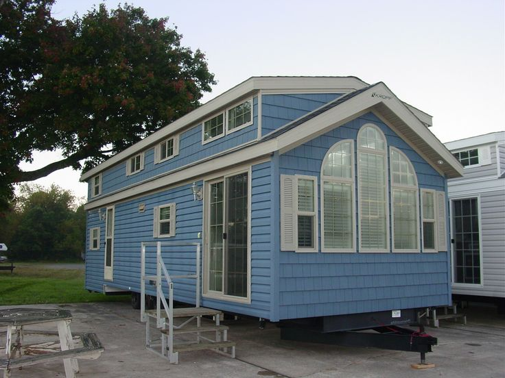 17 best images about park model homes on pinterest loft for Modular homes with lofts