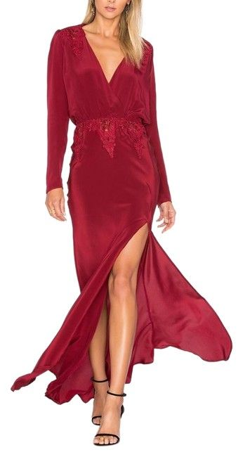 Stone Cold Fox Red Gown Long Formal Dress Size 0 (XS). Free shipping and guaranteed authenticity on Stone Cold Fox Red Gown Long Formal Dress Size 0 (XS)NWT, bought for wedding but never wore. ...