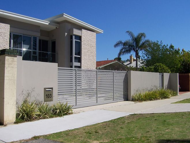Gates, Screening and Fence Infills - Image Gallery - Balustrading