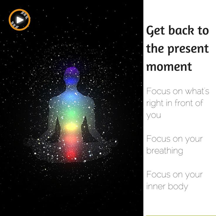 Good morning! Time to get back to the present moment! #relaxation #presentmoment