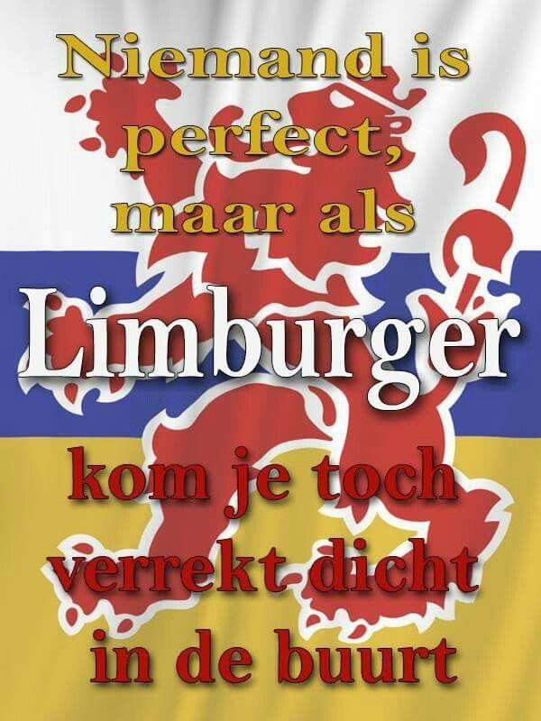 Trotse Limburger.