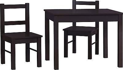 Play Tables and Chairs 66743: Cosco Hazel Kids Table And Chairs Set Espresso Brand New! -> BUY IT NOW ONLY: $70.18 on eBay!