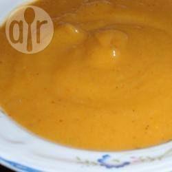 Soupe à la citrouille et au lait de coco @ qc.allrecipes.ca