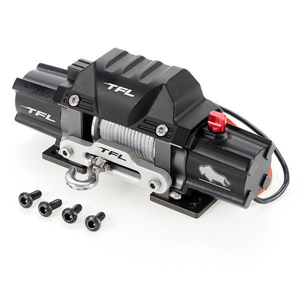TFL C1616-01 Emulation Winch A Aluminium Alloy RC Car Parts  #rcwench #toywench #smallwench #rcparts #rcstuff | eBay