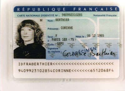 Carte Nationale d'Identité !! NOUVEAUX TARIFS !!