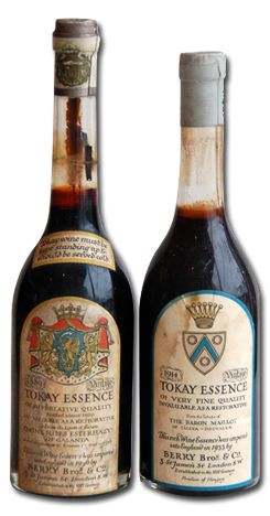 Tokaji - Tokaji Essencia - The Wine of Kings, the King of Wine.