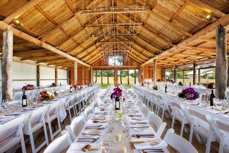 Barn Wedding At Waldara Blue Mountains Rustic Venues Pinterest And