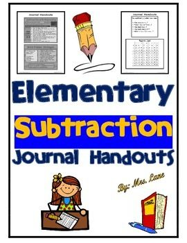What does subtraction mean to you?