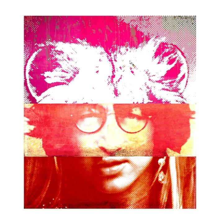 Solitaire  Alberto Fumora 2012  (Lion, Lennon, Britney Spears)