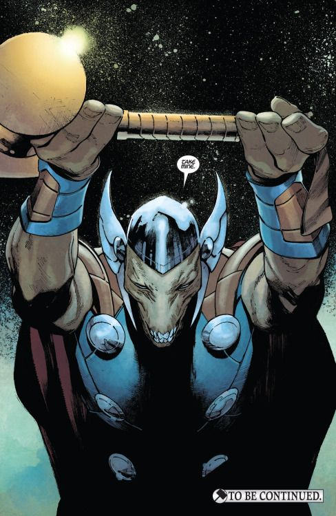 Beta Ray Bill in The Unworthy Thor #1 (2016)