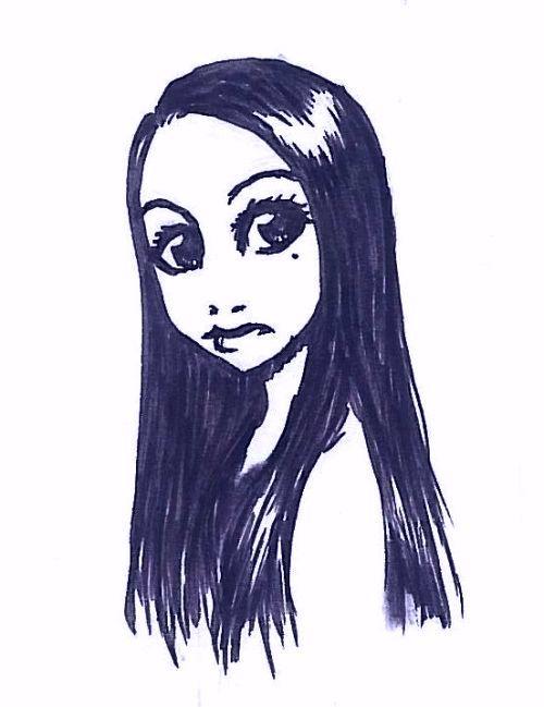SeiGrain: ballpoint doodle by GRKaterina.deviantart.com on @DeviantArt