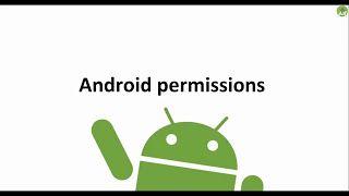 32- Xamarin Android Runtime Permissions سماحيات الوصول http://ift.tt/2seqxgb