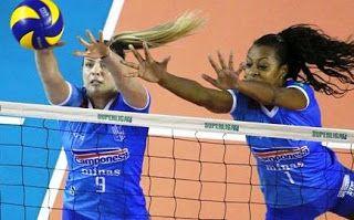 Blog Esportivo do Suíço:  Minas vence Valinhos e sobe na tabela da Superliga feminina